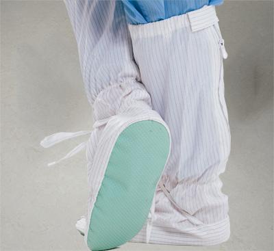 防静电PVC软底靴